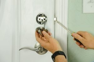 Lock replacement change house